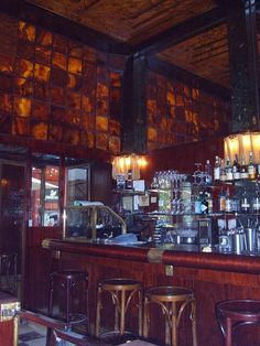 Vienna American Bar, Adolf Loos