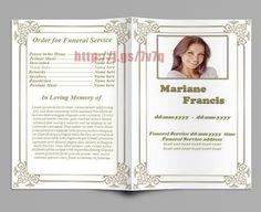 program begravning mall gratis