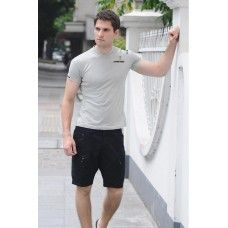 Organic Cotton Woven Bermuda 7 Pockets (Garment dyed with enzyme stone washed)