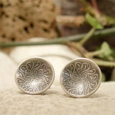 Art Nouveau, Art Deco, Rings For Men, Stud Earrings, Trending Outfits, Unique Jewelry, Handmade Gifts, Silver, Etsy