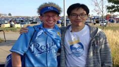One Kansas City Royals fan has seen 797 consecutive home games, including the last two World Series games, but a health battle nearly broke that streak.