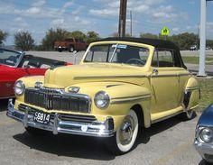 .love this classic Mercury