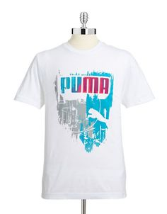 PUMA Graphic T Shirt