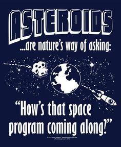 ¿Estamos indefensos ante los asteroides? | Naukas