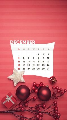 December Calendar, 2016 Calendar, Calendar Wallpaper, 9 And 10, Printables, Iphone Wallpapers, Christmas, Xmas, December Calander