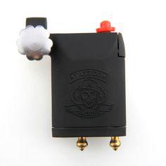 Top Black Rotary Motor Tattoo Liner Shader Machine Gun | eBay