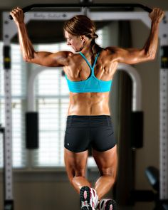 Need to work on my pull-ups for sure!