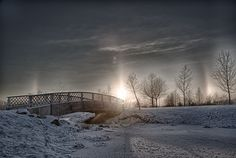 Winter in Viikki by Heikki Alho on 500px