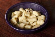 Leftover Mashed Potato Gnocchi