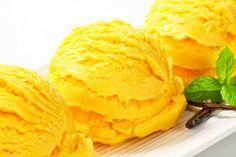 Domácí zmrzliny podle receptu šéfkuchaře - Vitalia.cz Russian Recipes, Frozen Yogurt, Gelato, Baked Goods, Bakery, Snack Recipes, Food And Drink, Chips, Ice Cream
