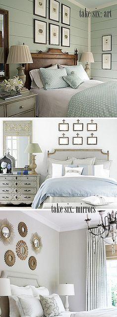 Take-Six-Above-Bed by Design Wotcha! http://designwotcha.com/, via Flickr