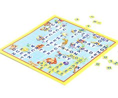 Classic Board Games for Kids: Scrabble Junior on family game night! Join the fun here:  http://nintendo.promo.eprize.com/pinterestsweeps