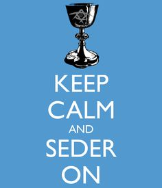 Tell that to everyone who is rushing to get their house ready for the Holiday!  #Passover