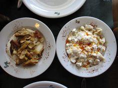 manti (Turkish ravioli) places by istanbul eats