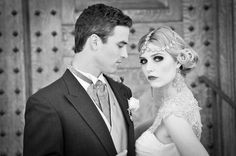 Styled Shoot: The Great Gatsby by dani. fine photography