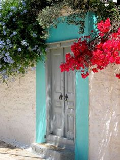 Door, Ydra, Attica, Greece, (by Lise C. Amazing Photography, Nature Photography, Greece Pictures, House Doors, Old Doors, National Geographic Photos, Your Shot, Greece Travel, Greek Islands