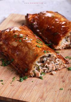 Polish Recipes, Polish Food, Sushi, Food And Drink, Meat, Chicken, Baking, Recipes, Polish Food Recipes