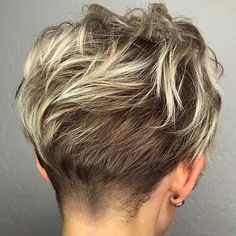 "986 Likes, 7 Comments - Евгения Панова (@panovaev) on Instagram: ""@emilyandersonstyling #pixie #haircut #short #shorthair #h #s #p #shorthaircut #hair #b #sh…"""