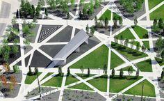 parques diseño | Revista Código | El jardín de todos: Parques urbanos