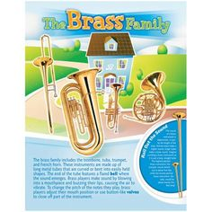 Musical Instruments Posters North Star Teacher Resource Http Smile