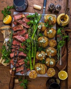 Hey Chicago, want to learn how to master a wood-fired meal like THIS? Join chefs and for our next cooking experience at on August We'll also be GIVING AWAY Beef Recipes, Cooking Recipes, Healthy Recipes, Charcuterie Recipes, Charcuterie Board, Party Food Platters, Food Presentation, Food For Thought, Food Inspiration