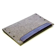 MacBook Air 13 inch RETRO MODERN felt sleeve by portelbags. $94.00 USD, via Etsy.