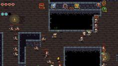 Super Dungeon Quest - Screen
