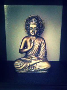 Hipster Buddha
