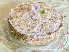 A nagybetűs Diótorta - Mind&Spirit blog Vanilla Cake, Spirit, Blog, Blogging