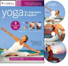 Yoga for Beginners Boxed Set (Yoga for Stress Relief / AM-PM Yoga for Beginners / Essential Yoga for Inflexible People): Michael Wohl: Movies
