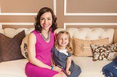 Meg Nohe and daughter, Ellis