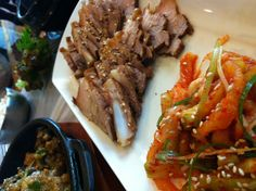 food at korea