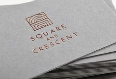 Square & Crescent by Touch Agency