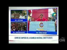 Maduro hablando inglés nivel: Presidente de España