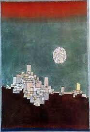 Klee, town of north africa Klimt, Art Dégénéré, Abstract Expressionism, Abstract Art, Cavalier Bleu, Modern Art, Contemporary Art, Paul Klee Art, Kitsch