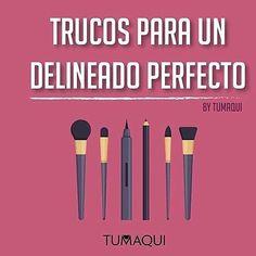 Con @tumaqui Aprende Tips y Trucos de Maquillaje hecho por Profesionales en pasos simples  en el Perfil @tumaqui