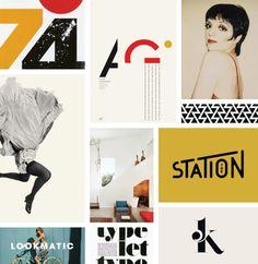 moodboard : this is bold - breanna rose Business Logo Design, Branding Design, Design Packaging, Branding Ideas, Book Design, Layout Design, Identity, Graphic Design Inspiration, Inspiration Boards