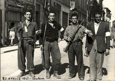The City of Modena has been honored with the Golden Cross by the Italian Republic because it was liberated by the Resistance fighters (Partisans) without the help of the Allied forces. Young Republicans, Italian Campaign, North Africa, Special Forces, Armed Forces, World War Two, Ww2, The Help, Meant To Be
