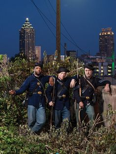 Atlanta's Civil War sites: Then and now