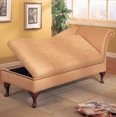Exceptionnel Delta Storage Chaise Lounge   Indoor Chaise Lounges At Hayneedle