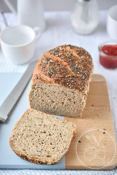 Nusret Hotels – Just another WordPress site Healthy Eating Tips, Healthy Breakfast Recipes, Pain Thermomix, Cooking Bread, Toddler Meals, Food Photo, Banana Bread, Vegan Recipes, Vegan Food