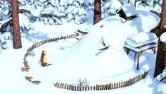Masha and the Bear Tracks For Animals full English version - Видео Dailymotion Awesome Movies, Good Movies, Masha And The Bear, Cartoon Kids, Track, English, Animals, Animales, Runway