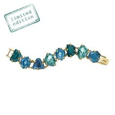 #paris #blues #stunning #love www.chloeandisabel.com/boutique/lisab
