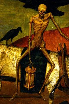 Pieter Bruegel the Elder, The Triumph of Death (detail), 1562.