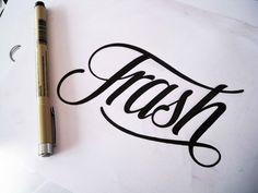 Blog do Desafio Criativo: Logos + Tipografia por Mateusz Witczak