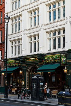 The Garrick Arms Pub - Shaftsbury Avenue, London