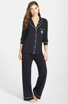 Wildfox+'Love+Is+Everything'+Jersey+Pajamas+available+at+#Nordstrom