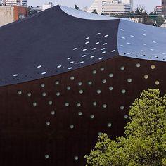 Za-Koenji Public Theatre by Toyo Ito in Tokyo