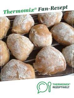 Fluffige Vollkornbrötchen für die ganze Familie von jessie911. Ein Thermomix ® Rezept aus der Kategorie Brot & Brötchen auf www.rezeptwelt.de, der Thermomix ® Community.