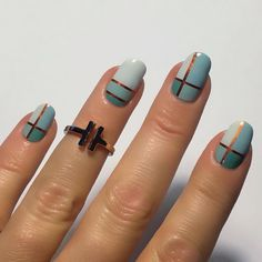 We are so excited that @ohmygoshpolish  tried our wraps! #HopscotchJN really is fabulous. #Jamberry #jamberrynails
